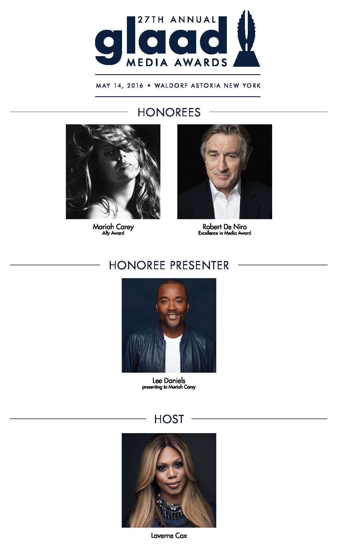 GLAAD Media Awards NYC